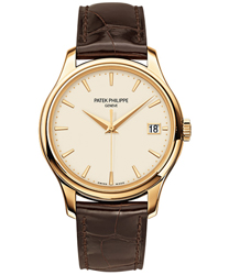 Patek Philippe Calatrava Mens Wristwatch Model: 5227J