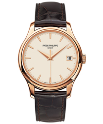 Patek Philippe Calatrava Mens Wristwatch Model: 5227R