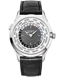 Patek Philippe World Time Men's Watch Model: 5230G-001
