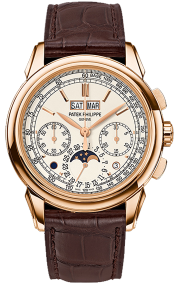 Patek Philippe Grand Complication Men's Watch Model 5270R-001