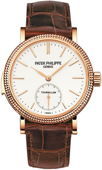 Patek Philippe Tourbillon Minute Repeater Mens Wristwatch Model: 5339R