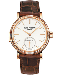Patek Philippe Tourbillon Minute Repeater Mens Wristwatch
