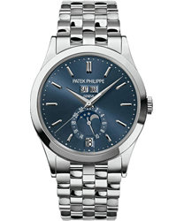 Patek Philippe Annual Calendar Mens Wristwatch Model: 5396-1G-001