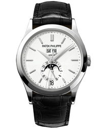 Patek Philippe Annual Calendar Mens Wristwatch Model: 5396G