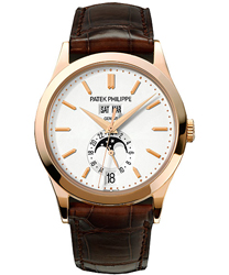 Patek Philippe Annual Calendar Mens Wristwatch Model: 5396R