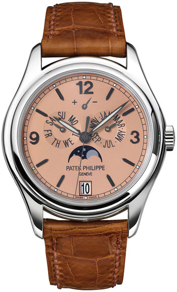 Patek Philippe Complicated Annual Calendar Men's Watch Model 5450P