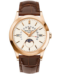 Patek Philippe Grand Complication Men's Watch Model 5496R-001