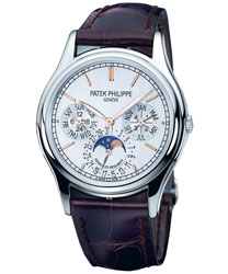 Patek Philippe Complicated Perpetual Calendar Men's Watch Model 5550P