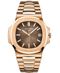Patek Philippe Nautilus Mens Watch Model 5711-1R-001