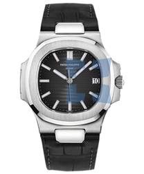 Patek Philippe Nautilus Mens Wristwatch Model: 5711G