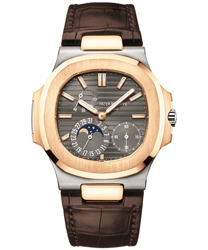 Patek Philippe Nautilus Men's Watch Model 5712GR-001