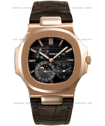 Patek Philippe Nautilus Mens Wristwatch Model: 5712R