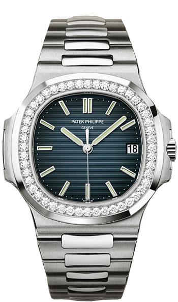 Patek Philippe Nautilus Men S Watch Model 5713 1g
