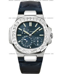 Patek Philippe Nautilus Mens Wristwatch