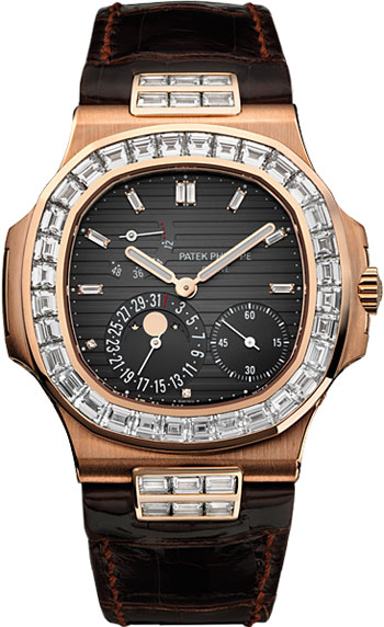 Patek Philippe Nautilus Men's Watch Model 5724R