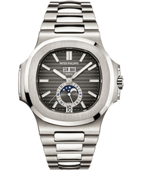 Patek Philippe Nautilus Mens Watch Model 5726-1A-001