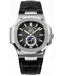 Patek Philippe Nautilus Mens Watch Model 5726A-001