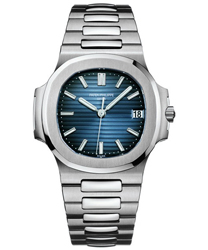 Patek Philippe Nautilus Mens Watch Model 5800-1A