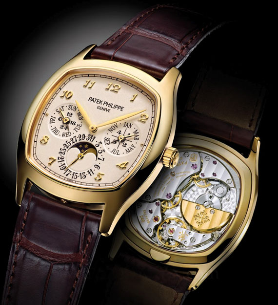 Patek Philippe Men Grand Complications Men's Watch Model 5940J-001 Thumbnail 2