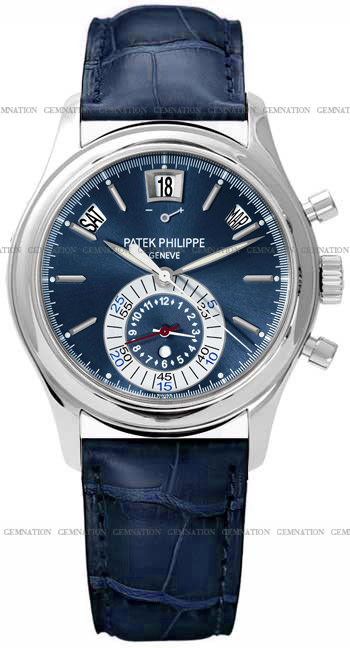 Patek Philippe Calendar Mens Wristwatch Model: 5960P-015