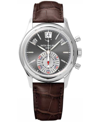 Patek Philippe Calendar Mens Wristwatch Model: 5960P