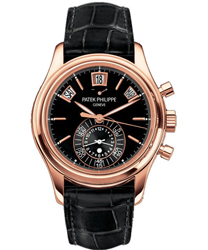 Patek Philippe Calendar Mens Wristwatch Model: 5960R-010