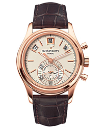 Patek Philippe Calendar Mens Wristwatch Model: 5960R-011