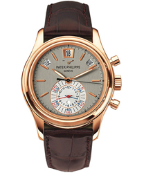 Patek Philippe Calendar Mens Wristwatch Model: 5960R