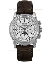 Patek Philippe Chronograph Perpetual Calendar Men's Watch Model 5970G