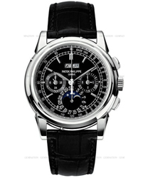 Patek Philippe Chronograph Perpetual Calendar Men's Watch Model 5970P