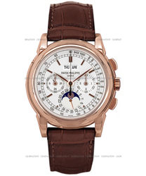 Patek Philippe Chronograph Perpetual Calendar Men's Watch Model 5970R