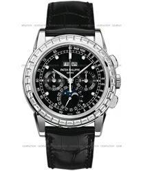 Patek Philippe Chronograph Perpetual Calendar Men's Watch Model 5971P