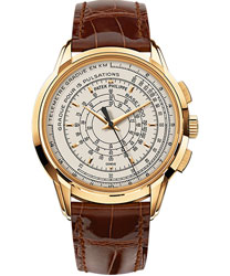 Patek Philippe 175th Anniversary Collection   Model: 5975J-001