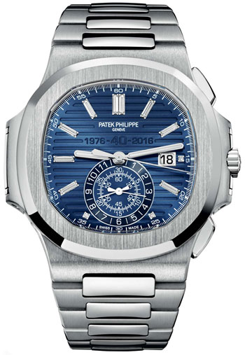 Patek Philippe Nautilus 40th Anniversary Men's Watch Model 5976-1G