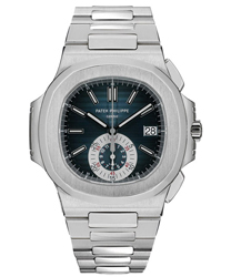 Patek Philippe Nautilus Mens Wristwatch Model: 5980-1A-001