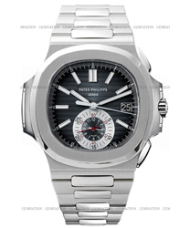 Patek Philippe Nautilus Mens Wristwatch Model: 5980-1A-014