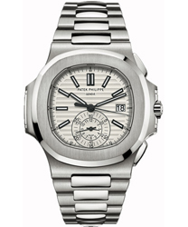 Patek Philippe Nautilus Mens Wristwatch Model: 5980-1A-019