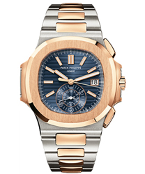 Patek Philippe Nautilus Mens Watch Model 5980-1AR-001