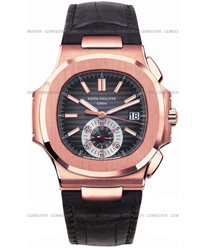 Patek Philippe Nautilus Mens Wristwatch Model: 5980R-001