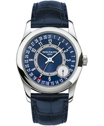 Patek Philippe Calatrava Mens Watch Model 6000G-012