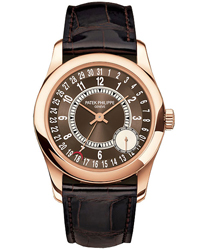 Patek Philippe Calatrava Mens Wristwatch Model: 6000R
