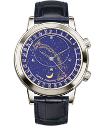 Patek Philippe Celestial Men's Watch Model: 6102P-001
