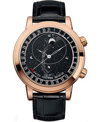 Patek Philippe Celestial Complication Men's Watch Model 6102R-001