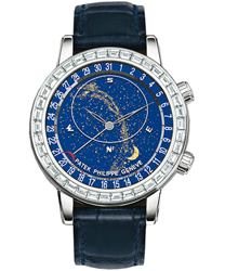 Patek Philippe Celestial Men's Watch Model: 6104G-001