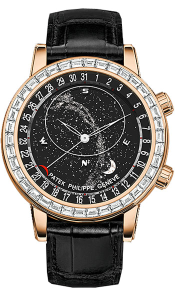 Patek Philippe Celestial Men's Watch Model 6104R-001