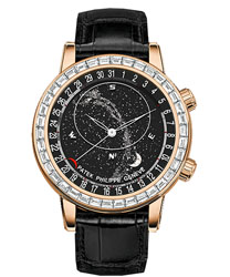 Patek Philippe Celestial Men's Watch Model: 6104R-001