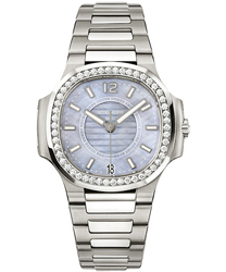 Patek Philippe Nautilus Ladies Watch Model 7008-1A-001