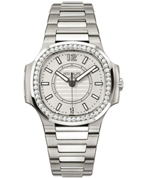 Patek Philippe Nautilus Ladies Watch Model 7008-1A-011