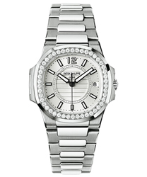 Patek Philippe Nautilus Ladies Watch Model 7010-1G-001