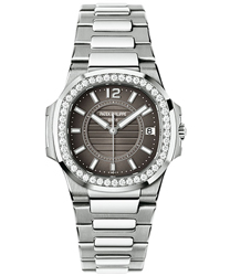 Patek Philippe Nautilus Ladies Watch Model 7010-1G-010